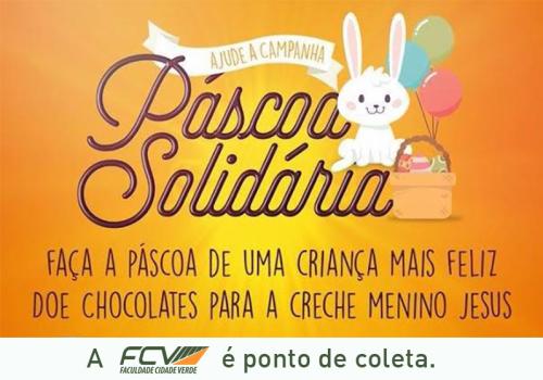 Começa campanha de arrecadação de chocolates
