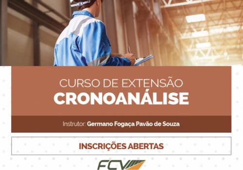 Cronoanálise: curso de extensão está com inscrições abertas