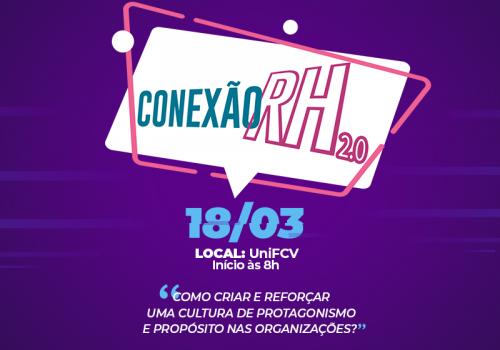UniFCV promove mais uma edição do Conexão RH