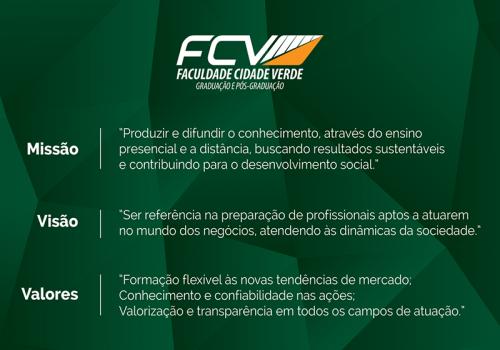 FCV muda ideologia institucional para se adequar aos novos rumos da educação