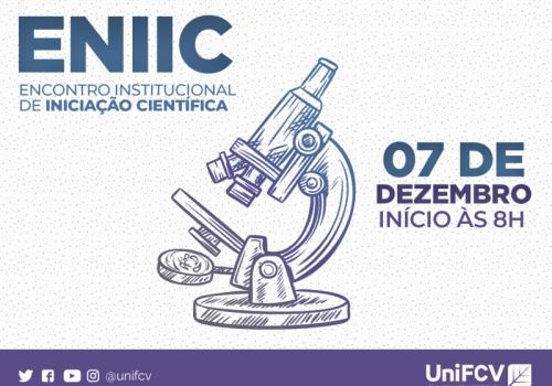 Encontro Institucional de Iniciação Científica (ENIIC)