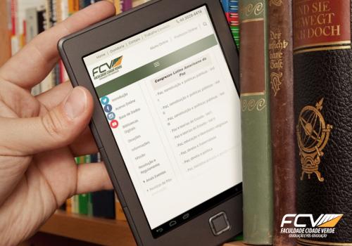 Trabalhos de alunos FCV apresentados no Conpaz já estão disponíveis para consulta
