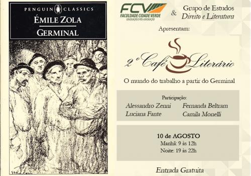 Café literário marcará comemoração do Dia do Advogado