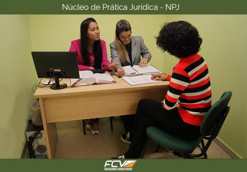 NPJ completa três meses de funcionamento
