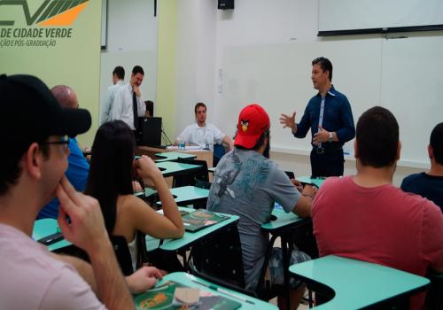 FCV abre 18ª turma de pós-graduação na área de informática