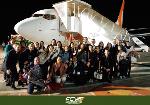 Alunos de Direito vão à Brasília para visita técnica