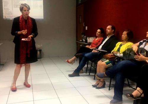 Câmara Técnica de Maringá prestigia projeto da UniFCV