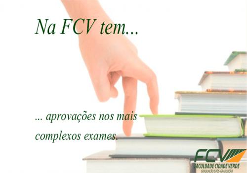 Quatro de seis alunos FCV são aprovados em mestrado