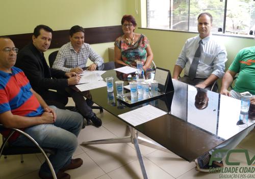 FCV e Sindipol fecham convênio que beneficia mais de 600 policiais