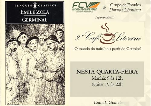 Dia do Advogado: Café Literário marcará a data