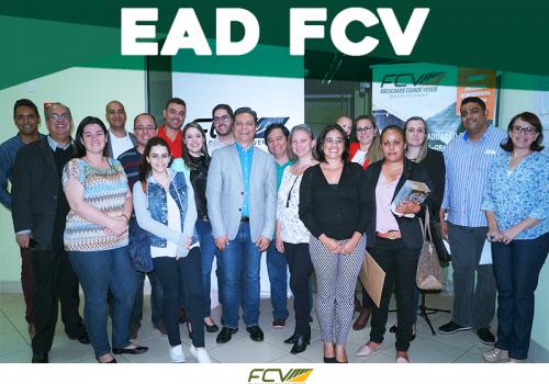 EAD: Gestores de polos de 21 cidades visitam a FCV