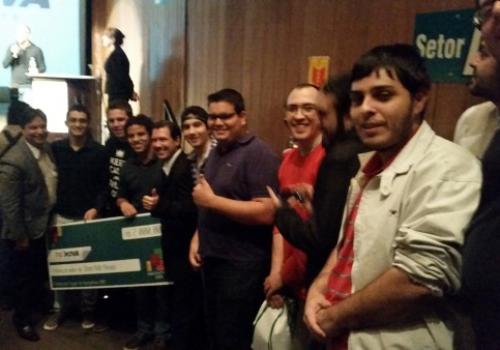 Alunos do curso de ADS FCV são vencedores da maratona de programação