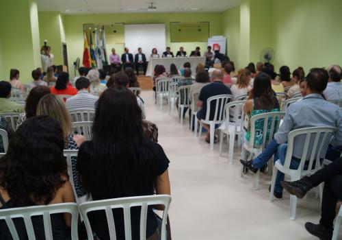 3ª JIED e 2° EIID encerram atividades na FCV nesta sexta