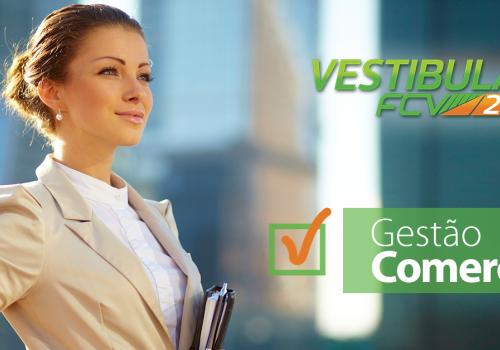 Conheça nossos cursos: Tecnologia em Gestão Comercial