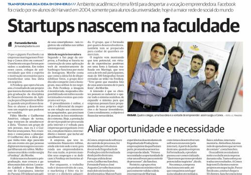 Acadêmicos da FCV são destaque em reportagem do O Diário