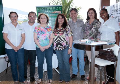 FCV participa da 17ª Mostra de Profissões