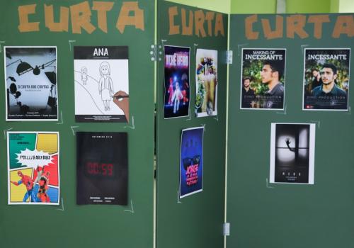 Cannes maringaense: UniFCV realiza festival de curtas metragens