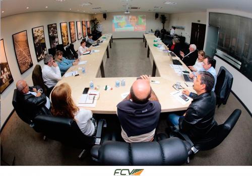 Diretor da FCV participa do lançamento da 'Rede Maior Fenep'