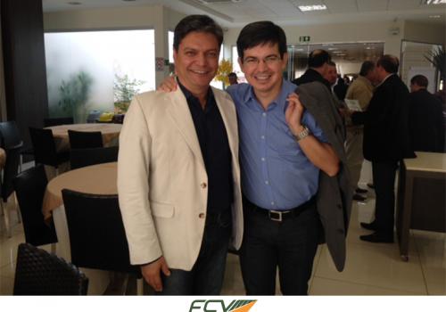 Diretor da FCV participa de evento com lideranças políticas do Amapá