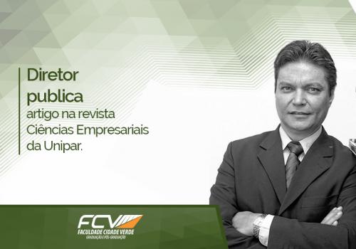 Diretor da FCV publica artigo em revista empresarial