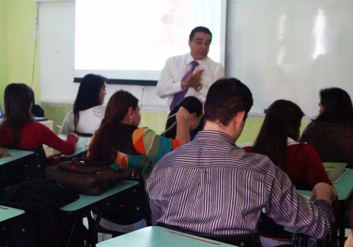 Acadêmicos de Administração participam do II Seminário Empresarial
