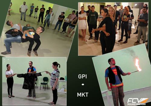GPI e MKT: atividades despertaram alunos para coletividade