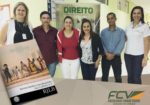 Alunos e professora têm artigo publicado em revista portuguesa