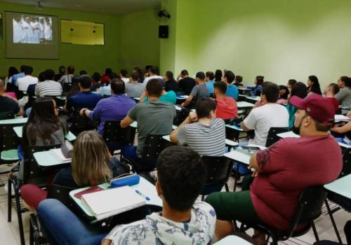 Política é o tema de atividade interdisciplinar para os alunos do curso de direito
