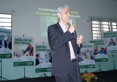 Palestra reúne seis cursos na Afuem