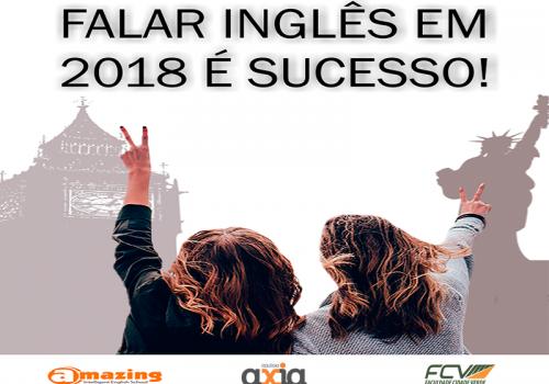 Matrículas abertas para curso de inglês com 40% desconto