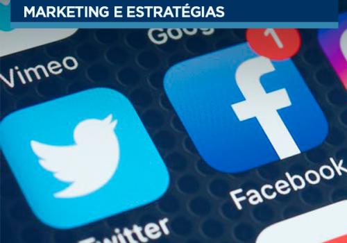 Inscrições abertas para o curso Redes Sociais - Marketing e Estratégia