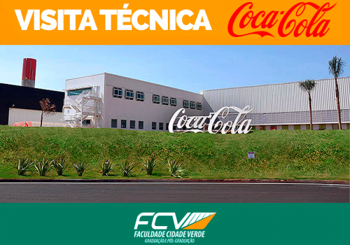 Coca-Cola receberá alunos FCV para visita técnica