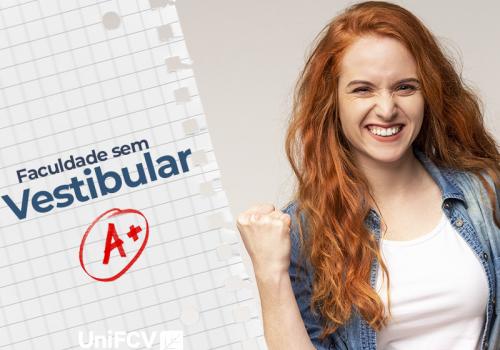 UniFCV adota a avaliação curricular como forma de ingresso