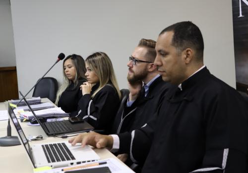 UniFCV realiza Júri Simulado para alunos de direito da instituição