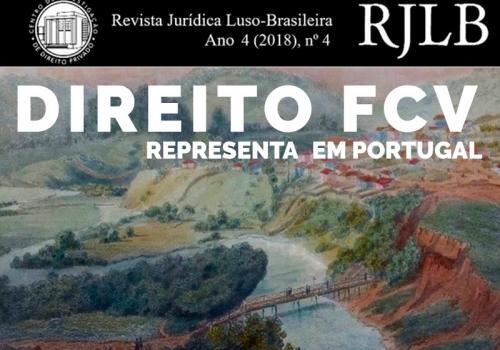 Professor e aluna publicam artigo em revista de faculdade portuguesa