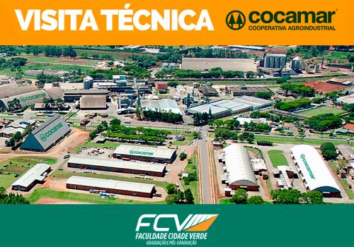 Cocamar abrirá suas portas para visita técnica da FCV