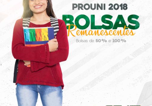 Prouni: bolsas que sobraram já podem ser disputadas