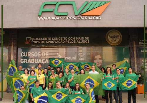 Contra a corrupção FCV adere à paralisação de 1 hora e vai para rua
