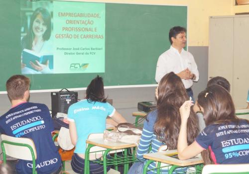 Faculdade Cidade Verde realiza Projeto de Orientação Educacional e Profissional em Floresta