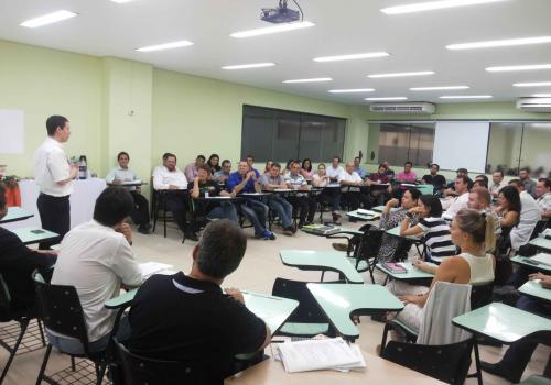 FCV realiza Semana Pedagógica